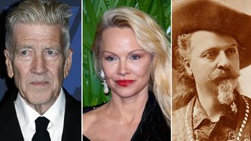 David Lynch Pamela Anderson Buffalo Bill