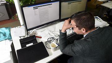 LK 120720 toimisto toimistyö uupumus työteho