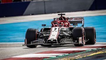Kimi Räikkönen (1)