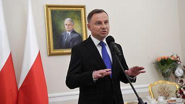 AOP, Andrzej Duda, Puola, presidentinvaalit