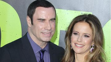 Travolta kelly preston