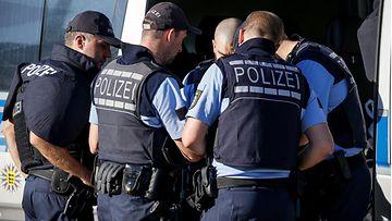 EPA Poliisi, Saksa
