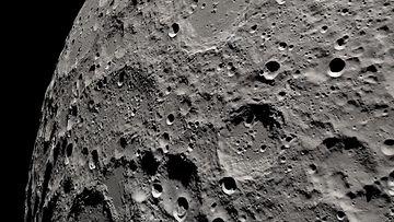 kuu avaruus