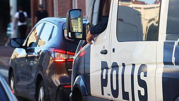 AOP poliisi