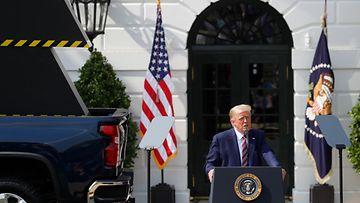 AOP Donald Trump, Yhdysvallat (1)
