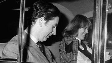 Charles ja Camilla 1975