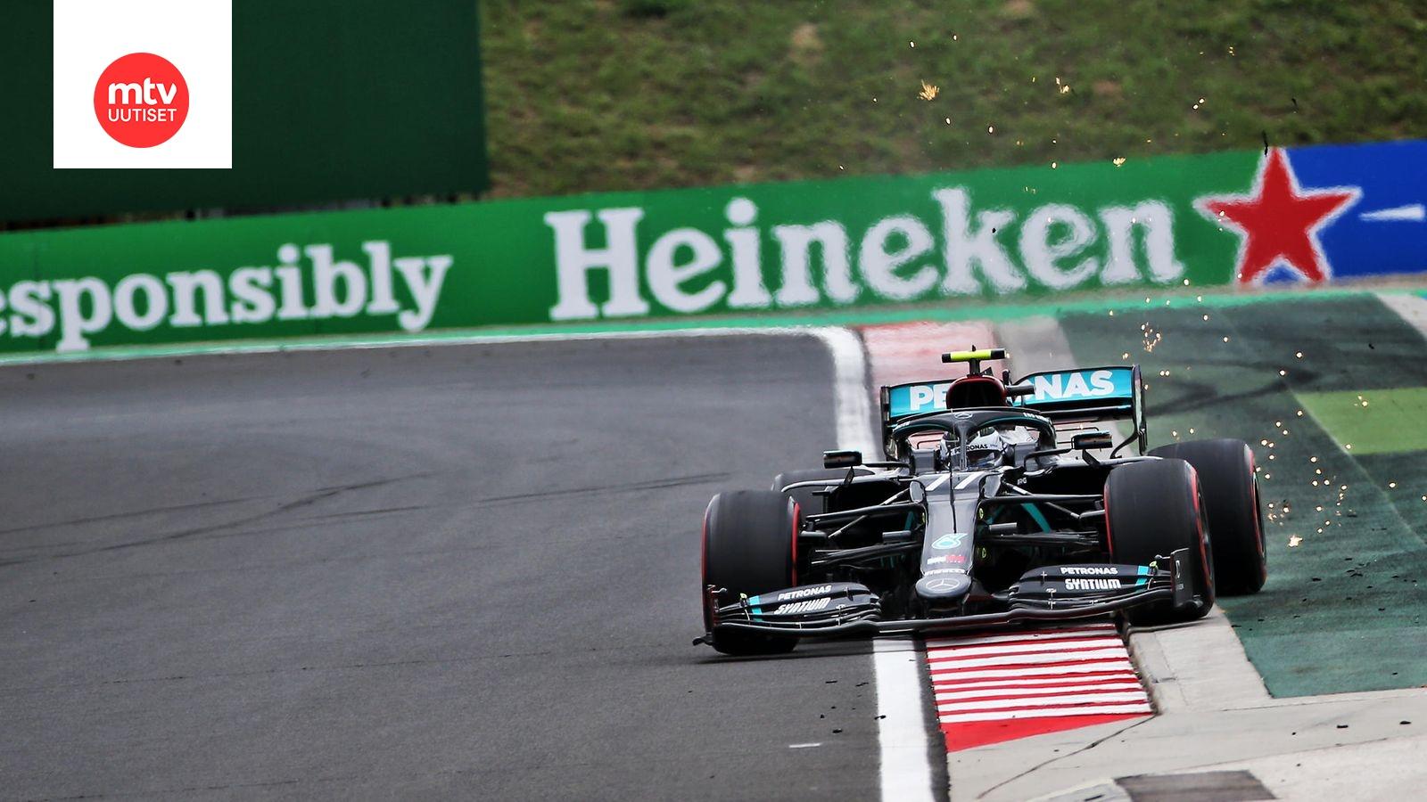 F1 Aika Ajot Tulokset
