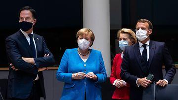 lehtikuva bryssel huippukokous