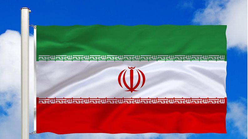 AOP Iran, lippu