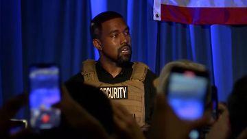 AOP: Kanye West, presidentinvaalit, vaalikampanja