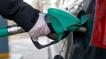 AOP bensa, polttoaine, tankkaus