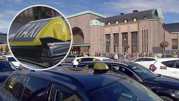 Taxi - Helsinki - rautatieasema