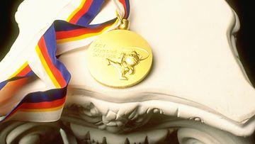Soulin olympialaisten kultamitali 1988