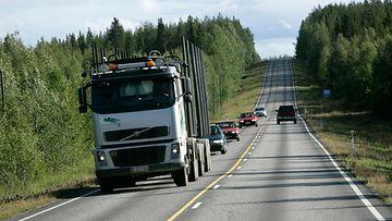 AOP Raskas liikenne