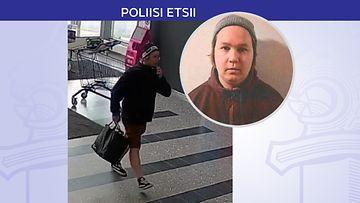 Kadonnut Markus Mutanen Oulun poliisi etsii