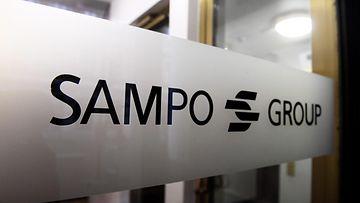 LK Sampo, vakuutusyhtiö, logo