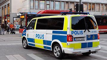 Ruotsi poliisi aop