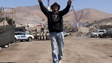 AOP_Chile kaivosmies