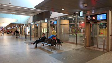 AOP, Kamppi, bussi, terminaali, bussiterminaali, linja-auto