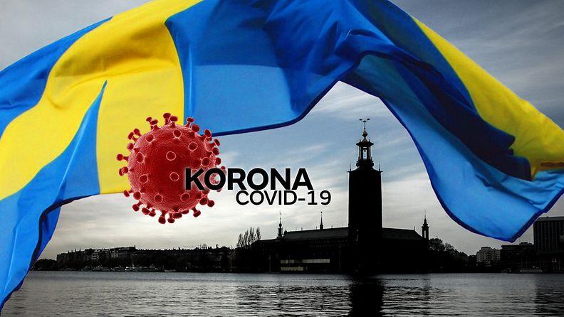 Ruotsi korona kuvituskuva 2020