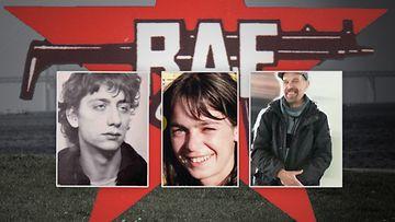 RAF Etsintäkuulutetut