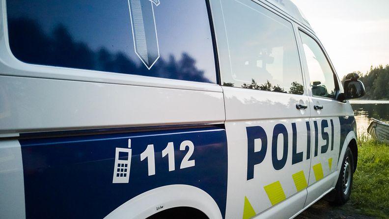 AOP Poliisiauto