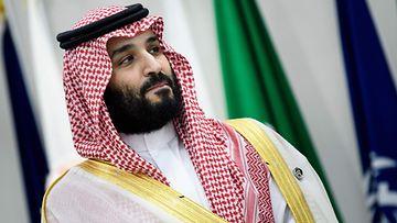 LK Saudi-Arabian prinssi, Mohammed bin Salman