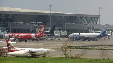 aop intia lentokenttä