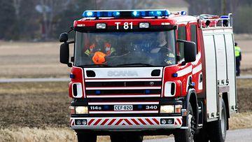AOP, pelastuslaitos, paloauto 2