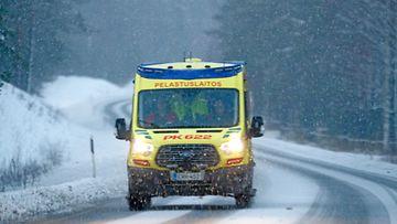 AOP, pelastuslaitos, ambulanssi 2