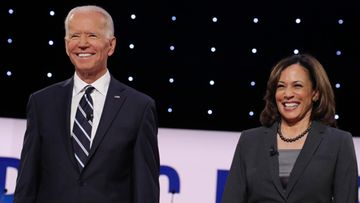 AOP, Joe Biden, Kamala Harris