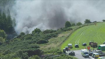 still Reutersilta: junaonnettomuus Skotlannissa