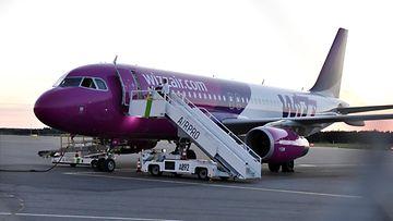 LK Skopje Wizz Air