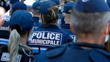 AOP Ranska, Poliisi
