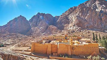 AOP Pyhän Katariinan luostari Siina
