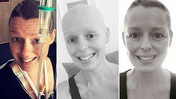 OMA: Pauliina Garz ja verisyöpä, kuvituskuva