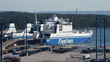 AOP Finnlines Vuosaaren satama