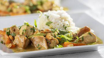 AOP thai curry kastike