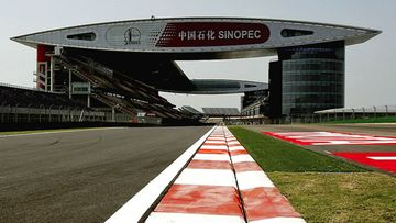 Shanghai International Circuit.