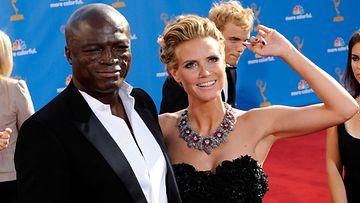 Seal ja Heidi Klum 2010