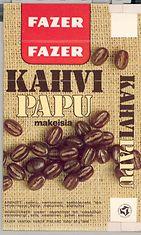 Kahvipapuja 1970-luvulla