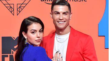 Georgina Rodriguez ja Cristiano Ronaldo