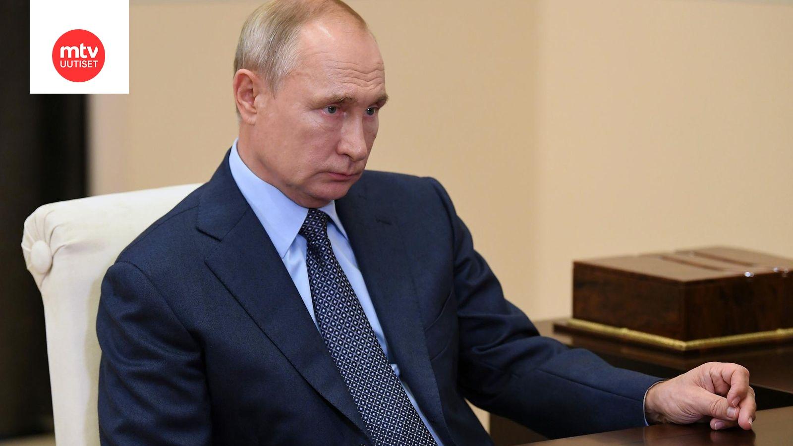 Putin Jääkiekko