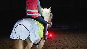 liikenneturva hevonen ratsukko