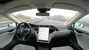 shutterstock tesla autopilot