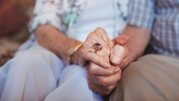 avioliitto, vanha pari