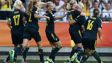 Ruotsin joukkue