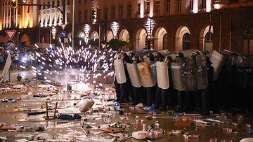 LK Bulgaria mielenosoitus