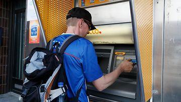 otto-automaatti käteinen AOP