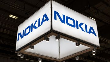 Nokia logo aop
